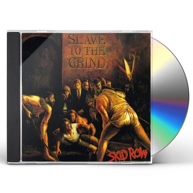 Skid Row SLAVE TO THE GRIND CD