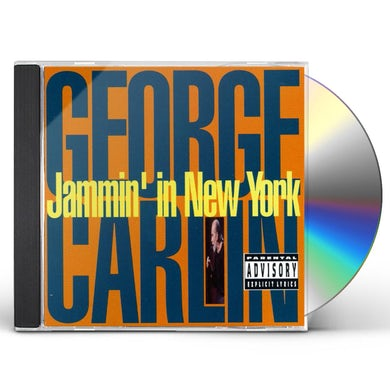 George Carlin JAMMIN IN NEW YORK CD
