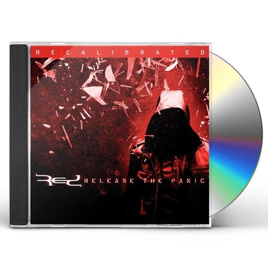 Red RELEASE THE PANIC / RECALIBRATED EDITION CD