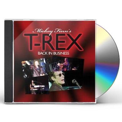 Mickey Finn's T-Rex BACK IN BUSINESS CD