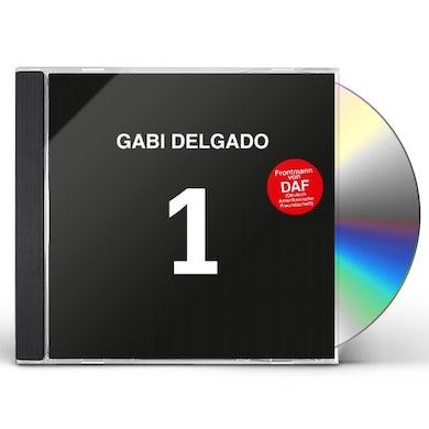 Gabi Delgado 1 CD