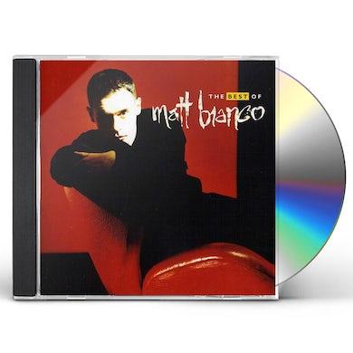 Matt Bianco BEST OF CD