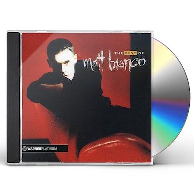 Matt Bianco BEST OF: PLATINUM COLLECTION CD