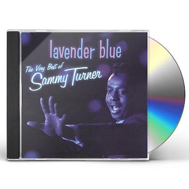 Sammy Turner LAVENDER BLUE / VERY BEST OF CD