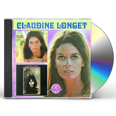Claudine Longet WE'VE ONLY JUST BEGUN & LET'S SPEND THE NIGHT CD