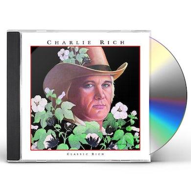 Charlie Rich CLASSIC RICH CD