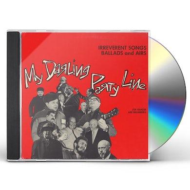 Joe Glazer MY DARLING PARTY LINE CD