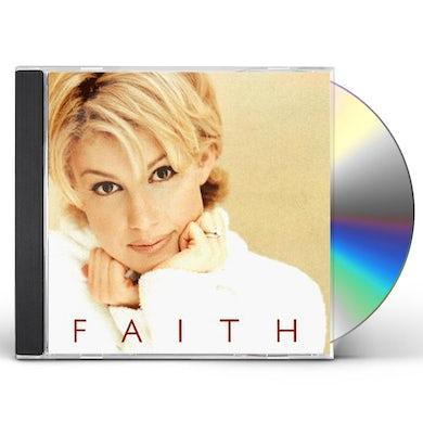 Faith Hill FAITH CD
