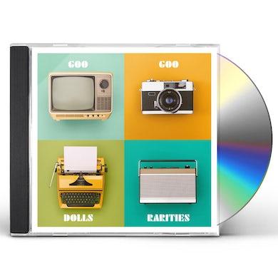 Goo Goo Dolls Rarities CD