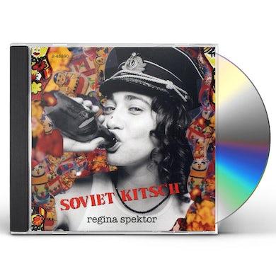 Regina Spektor SOVIET KITSCH [BABYPACK] CD