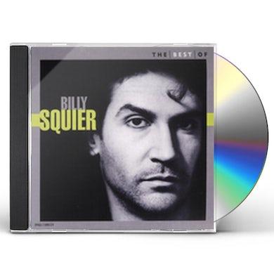 Billy Squier BEST OF: 10 BEST SERIES CD