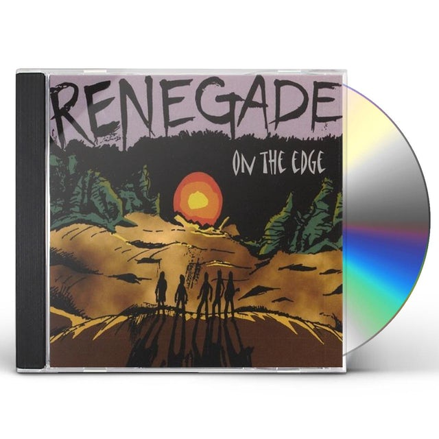 Renegade ON THE EDGE CD