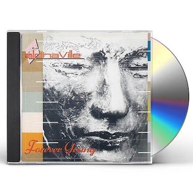 Alphaville FOREVER YOUNG CD