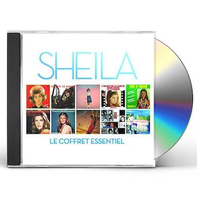 Sheila COFFRET ESSENTIEL CD