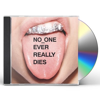 N.E.R.D. NO ONE EVER REALLY DIES CD