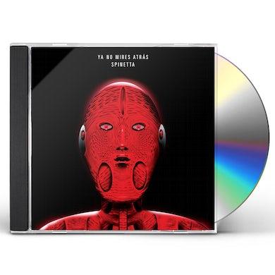 Luis Alberto Spinetta YA NO MIRES ATRAS CD