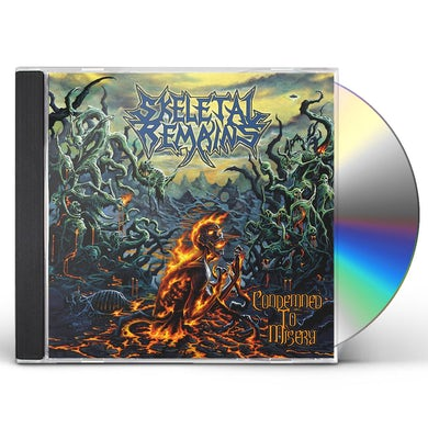 Skeletal Remains Condemned To Misery (Re Issue + Bonus 20 CD