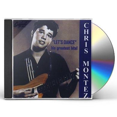 Chris Montez LET'S DANCE / HIS GREATEST HITS 31 CUTS CD