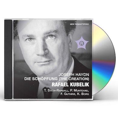 Haydn DIE SCHOPFUNG: STICH-RANDALL CD