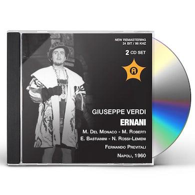 Verdi ERNANI CD