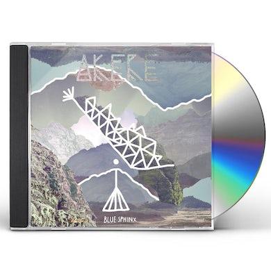 AKERE BLUE SPHINX CD