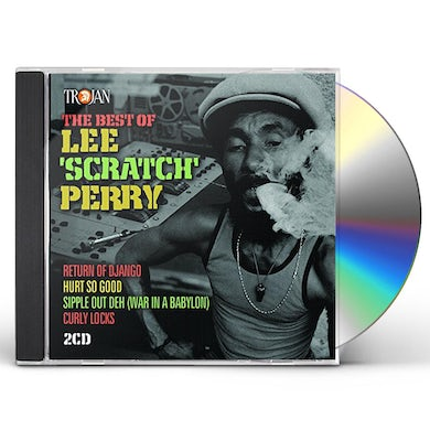 BEST OF LEE SCRATCH PERRY CD