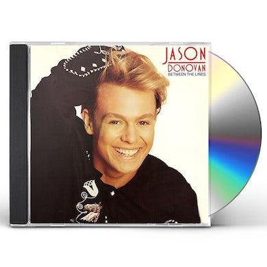 Jason Donovan BETWEEN THE LINES CD