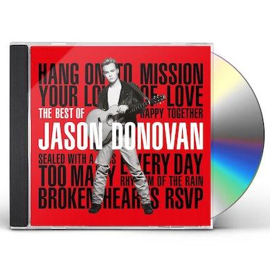 BEST OF JASON DONOVAN CD