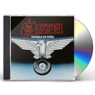 Saxon WHEELS OF STELL CD