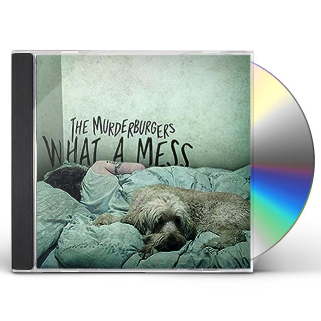 Murderburgers WHAT A MESS CD