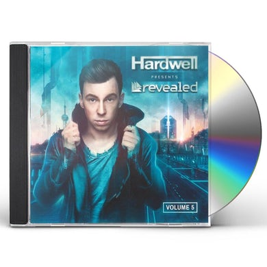 Hardwell REVEALED VOLUME 5 CD