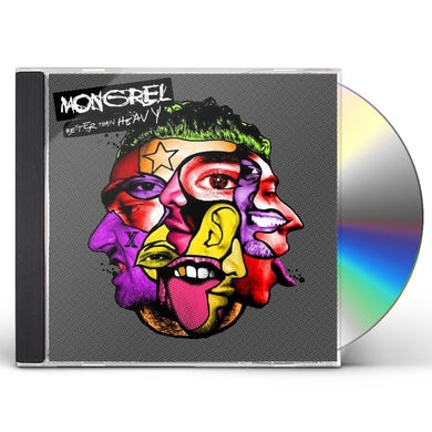 Mongrel BETTER THAN HEAVY-SPECIAL EDITION CD