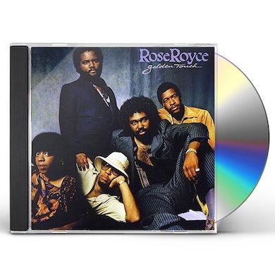 Rose Royce GOLDEN TOUCH CD