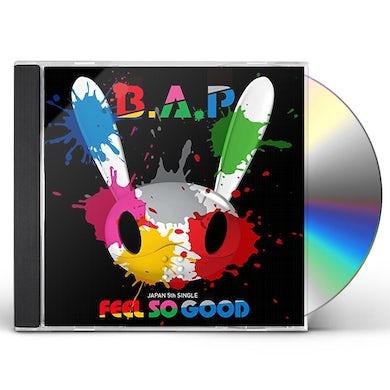 B.A.P FEEL SO GOOD: TYPE-B CD