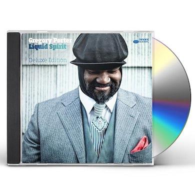 Gregory Porter LIQUID SPIRIT: DELUXE EDITION CD