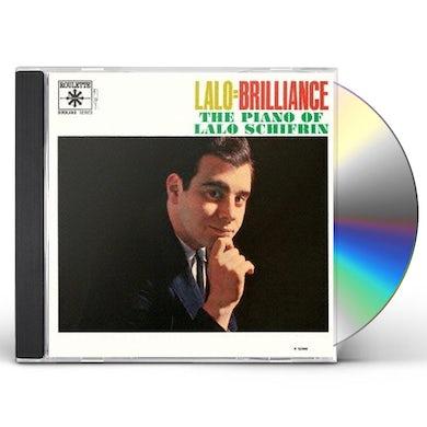 Lalo Schifrin LALO BRILLIANCE CD