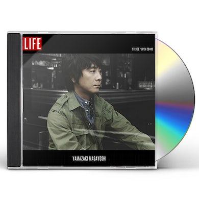 Masayoshi Yamazaki LIFE CD