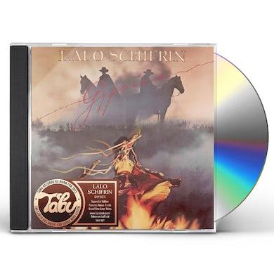 Lalo Schifrin GYPSIES CD