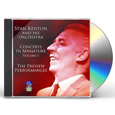 Stan Kenton & His Orchestra STAN KENTON SHOWS PART 1 CD