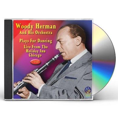 Woody Herman PLAYS FOR DANCING CD