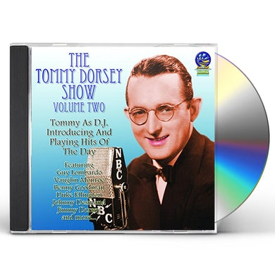 Tommy Dorsey SHOW 2 CD