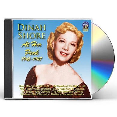 Dinah Shore AT HER PEAK CD