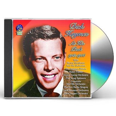Dick Haymes AT HIS PEAK CD