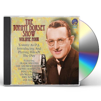 Tommy Dorsey SHOW 4 CD