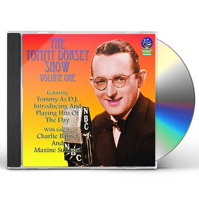 Tommy Dorsey SHOW CD