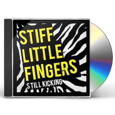 Stiff Little Fingers STILL KICKING CD