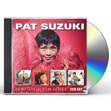 Pat Suzuki COMPLETE ALBUM SERIES CD