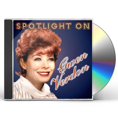 SPOTLIGHT ON GWEN VERDON CD