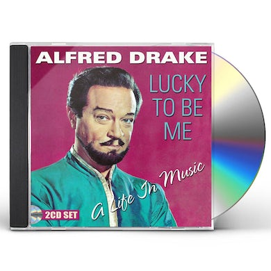LUCKY TO BE ME: A LIFE IN MUSIC CD