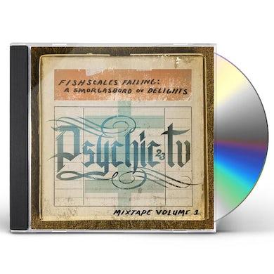 Psychic Tv FISHSCALES FALLING: A SMORGASBORD OV DELIGHTS CD